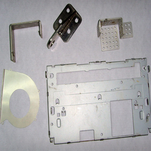 OEM Stainless Steel Sheet Metal Punching And Bending Fabrication stamping parts
